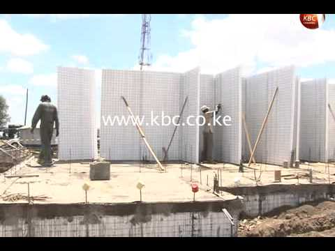 Cheaper building technology launched in Kenya