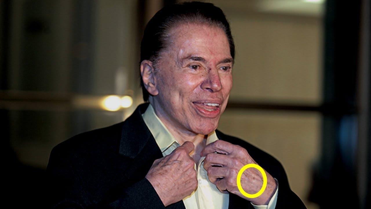 Aos 87 Anos De Idade O Apresentador Silvio Santos Aparece