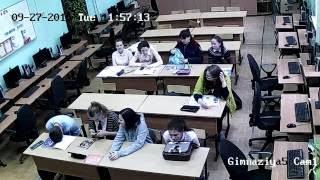 взломал камеру в школе :D #2016