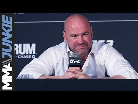 UFC 232: Dana White full post-event press conference