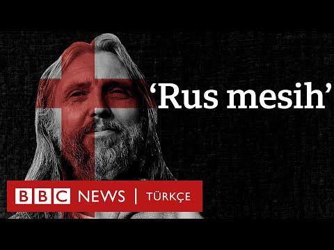 Vissarion: Mesih mi yoksa şarlatan mı?