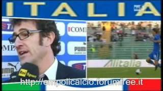 Italia Russia 2-0 Under 21 (13/04/2011)