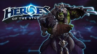 AGGRESSIVE LOVING | Heroes of the Storm with Sinvicta