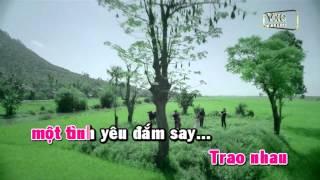 DONG XANH - VY OANH [KARAOKE DEMO]