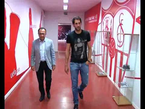 Cena Diego López con José María del Nido Sevilla FC
