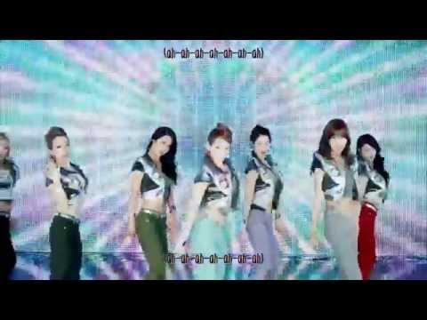Girls' Generation - Galaxy Supernova [English subs + Romaji]