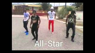 Fantastic Steppaz 2015 New Dancehall Moves