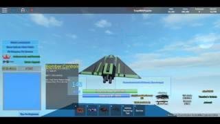 Roblox BW Bomber Drop