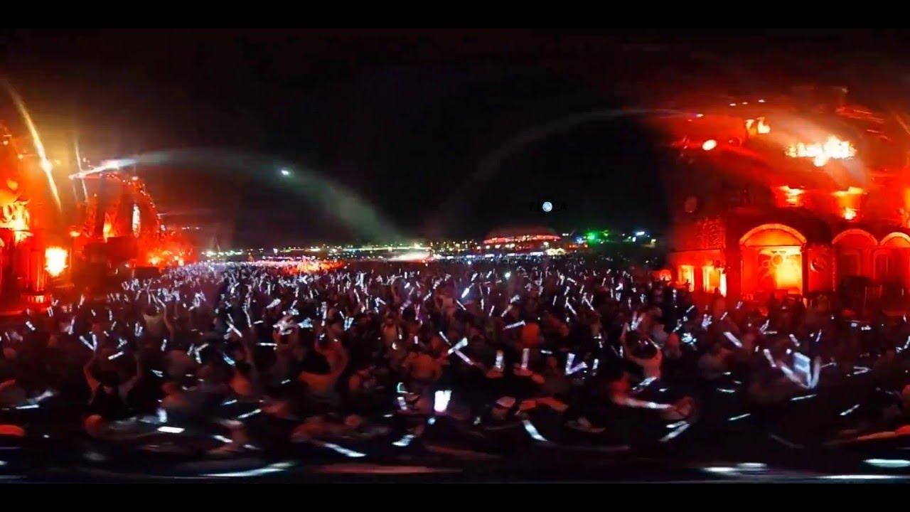 Tomorrowland 360 | A maior festa de música eletrônica do Brasil