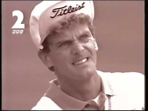 The Ryder Cup Highlights Advert BBC Two