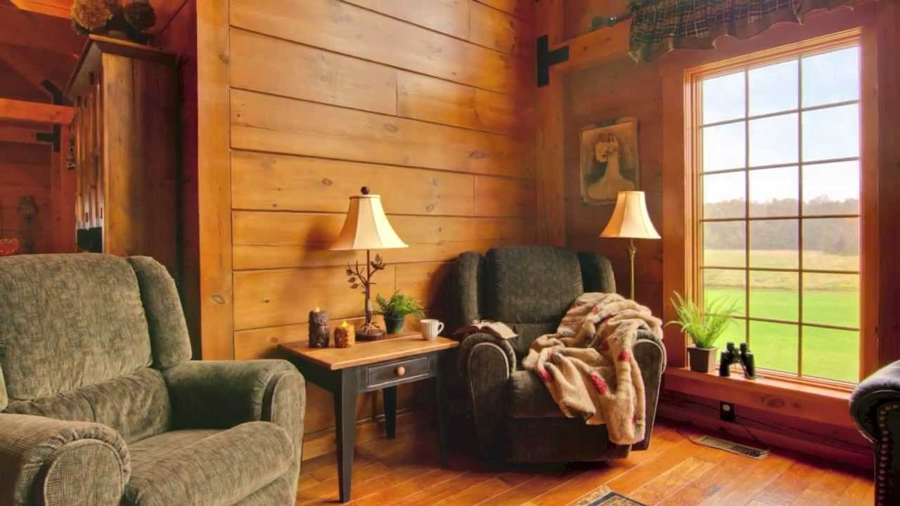Log And Timber Frame Homes - Red Lion PA