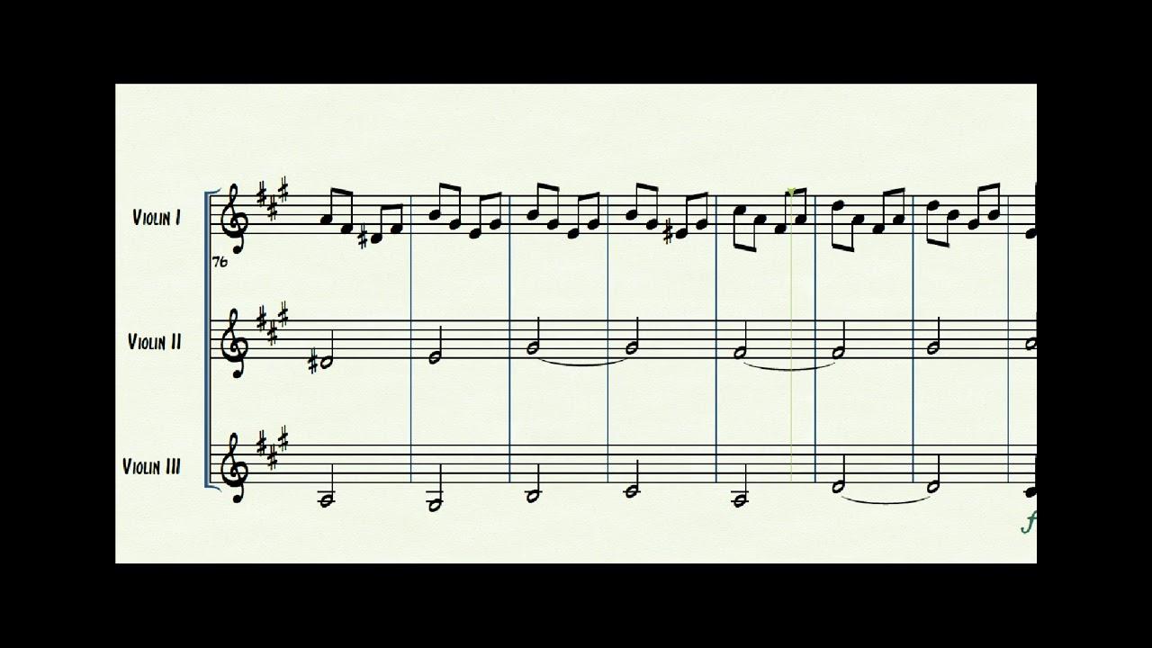 SHEET MUSIC LESSONS - risorse didattiche - risorse didattiche