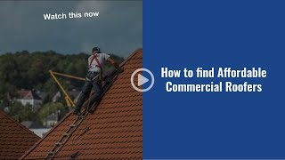 Affordable Commercial Roofers Armstrong BC Canada 2019