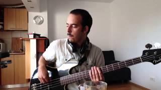 Soul finger Basscover