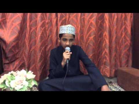 Unki Jame jam ankhon by Mohammed Fawaz qadri