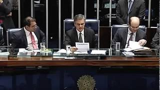 Representantes do Tribunal Superior Eleitoral participaram, nesta quarta-feira (21), de sessão temática no Senado Federal. O assunto tratado foi o impacto das fake news nas eleições gerais...