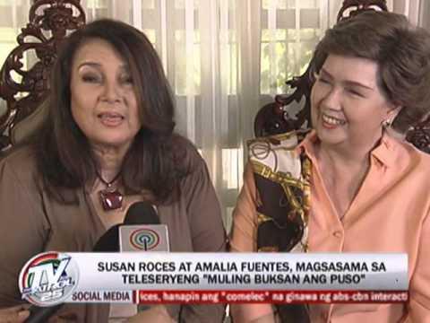 Susan Roces at Amalia Fuentes, muling magsasama sa  'Muling Buksan ang Puso'