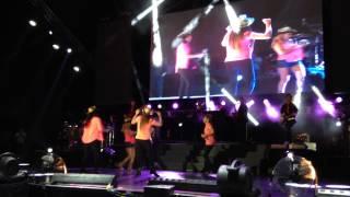 """Ov7 Medley Banda (En Vivo) """" Tour 25 Años A Tu Lado"""" Queretaro"""