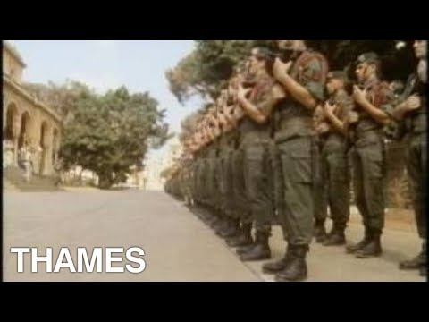 Lebanon - Civil War -  1983