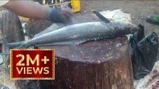 Amazing Indian Style Fast Fish Cutting JUST 127 MINITS