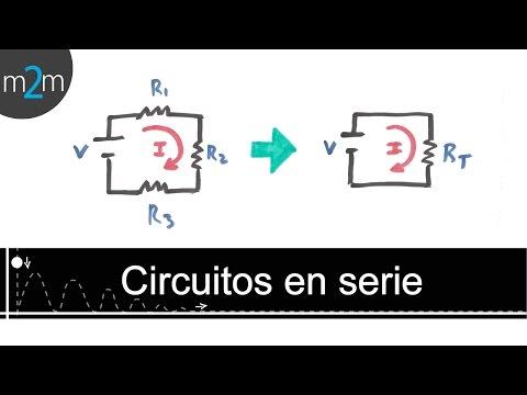 ✅ Como Resolver Un Circuito Eléctrico En SERIE