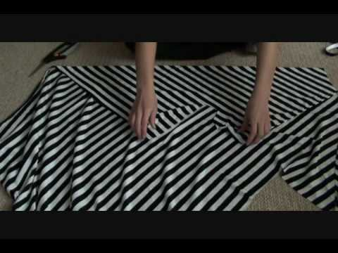 How To Make A Simple Dress Youtube