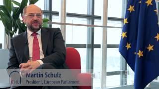 President of the European Parliament: I Hope EHU Will Return to Belarus (2014)