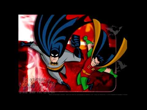 The Adventures Of Batman and Robin Main Titles and End Credits Soundtrack