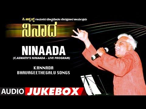Ninaada - Live Program | C Ashwath | Kannada Bhavageethegalu | Kannada Folk Songs