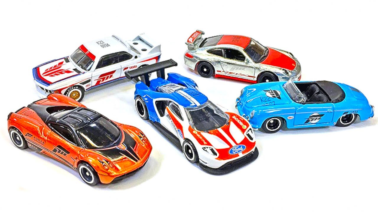 New Hot Wheels Forza Motorsport Car Set And More News
