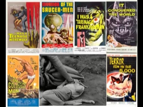 AIP classic sci fi horror films was never release on DVD or BLU RAY