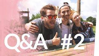 Q&A #2 – Franzi, Mindestalter, umfallende GoPros | Kliemannsland