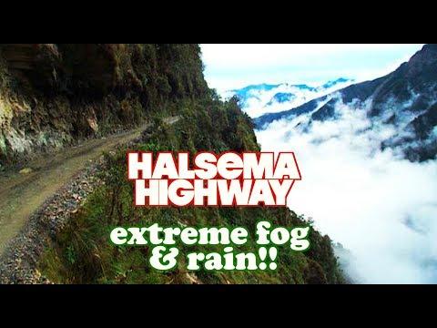 DEADLIEST Road in the PHILIPPINES | HALSEMA HWAY | How SAFE is it NOW?!!