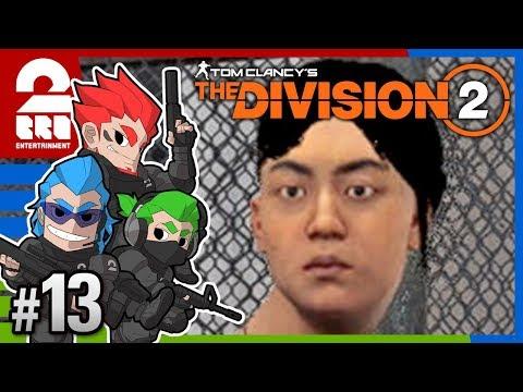 #13【TPS】弟者,兄者,おついちの「THE DIVISION 2(ディビジョン2)」【2BRO.】