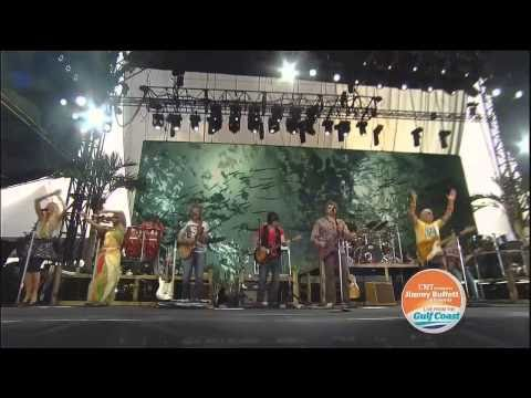 Jimmy Buffett - Gulf Shores Benefit Concert - Fins - 17