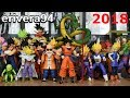 My SH Figuarts Dragon ball Z Full Collection Complete 2018 Update