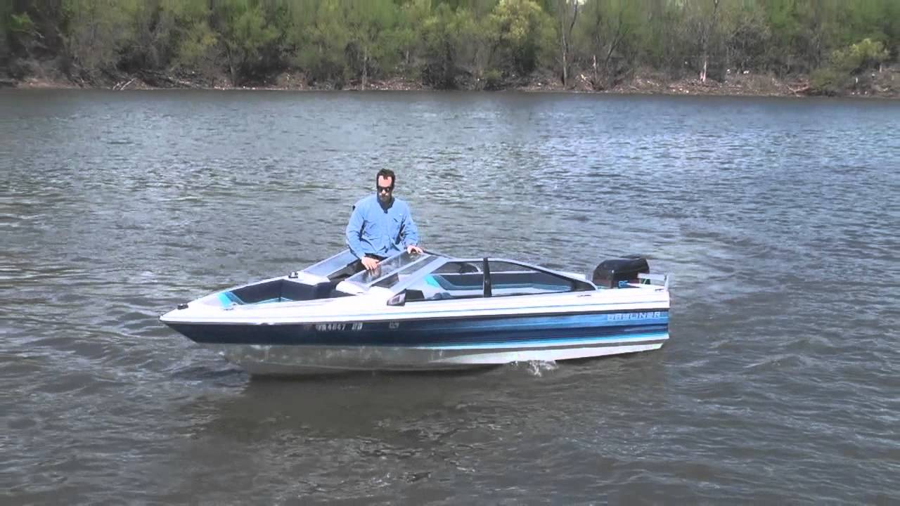 1988 Bayliner 1700 W  85hp Force