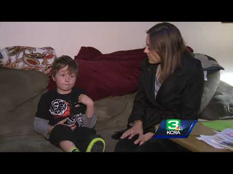 7-year-old loses father, grandmother in Tehama County shooting spree