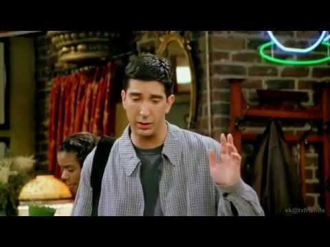 "Ross Hi from ""Friends"""