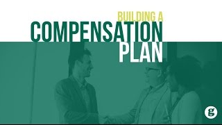 Building a Compensation Plan