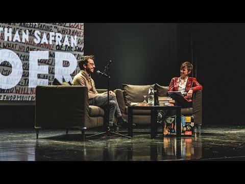 Jonathan Safran Foer - Here I am / Book presentation
