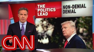 Tapper: You know who loved Trump's comments?