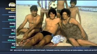 Los looks de Maradona