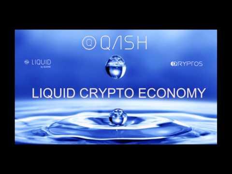 QASH-LIQUID CRYPTO ECONOMY
