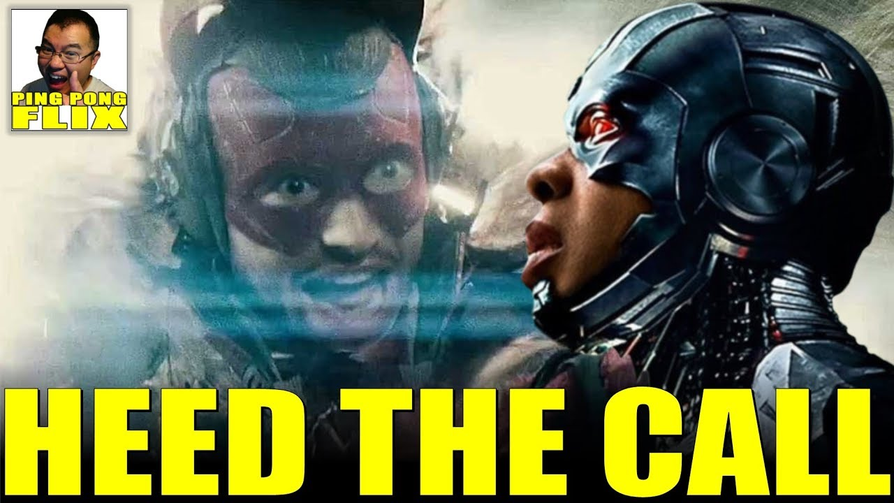 HEED THE CALL – Flash Multiverse, Ray Rings The Bell, Eli Snyder Optimistic  About Snyder Cut