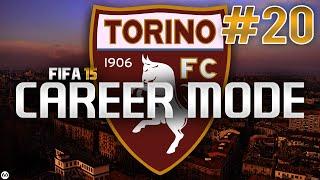FIFA 15 | Torino Career Mode | #20 | THREE GAMES LEFT