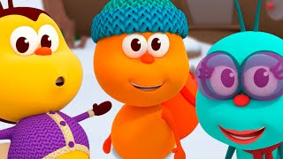 Cold and More Songs! Kids Songs & Nursery Rhymes | Bichikids