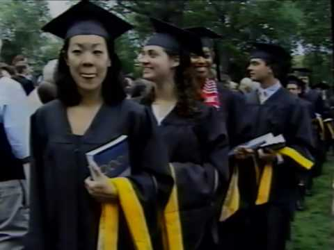 Georgetown University 2000 School of Foreign Service Commencement