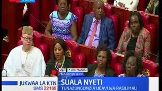 Suala Nyeti: Ugawi wa rasilimali kwa Kaunti