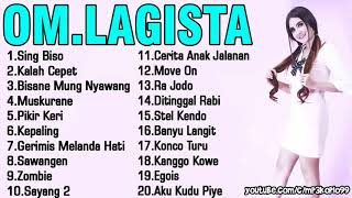 Download lagu NELLA KHARISMA FULL ALBUM SENG BISO TERBARU MEI 2018 OM LAGISTA MP3